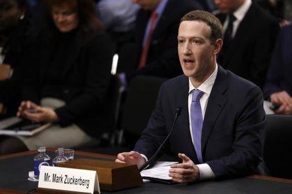احضار مدیرعامل فیسبوک به کنگره +تصاویر