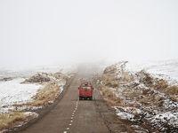 پیشبینی بارش برف و باران در ۱۵استان