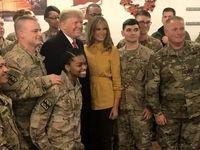 جزییات بازدید سرزده ترامپ از عراق