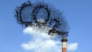 گازهای گلخانهای بمب ساعتی برای زمین