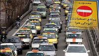 ۲سناریو برای تغییر طرح ترافیک
