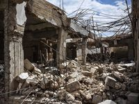 قتل عام یک خانواده یمنی در بمباران ائتلاف سعودی