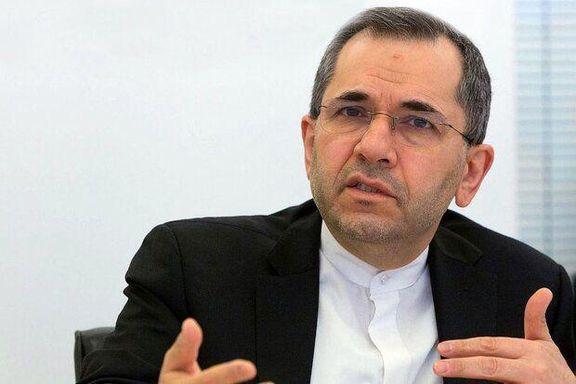 ایران از خاورمیانه عاری از سلاح اتمی استقبال میکند