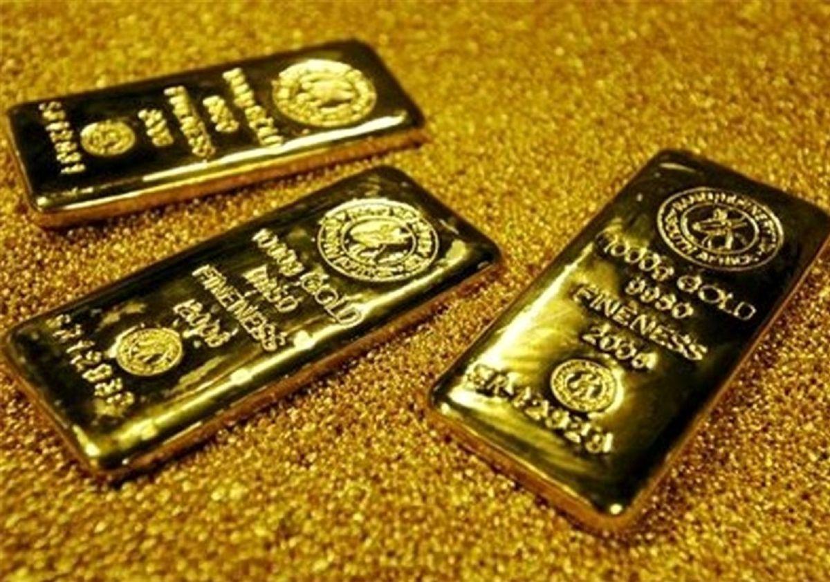 قیمت طلا رشد کرد