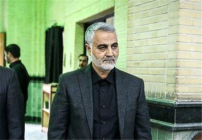 حضور سردار سلیمانی در بیت مرحوم هاشمی رفسنجانی +عکس