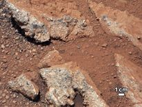 خاک مریخ را کیلویی ۲۰دلار بخرید!