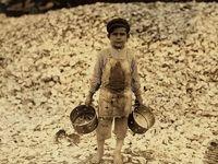 کودکان کار ۱۰۰سال پیش در آمریکا +تصاویر