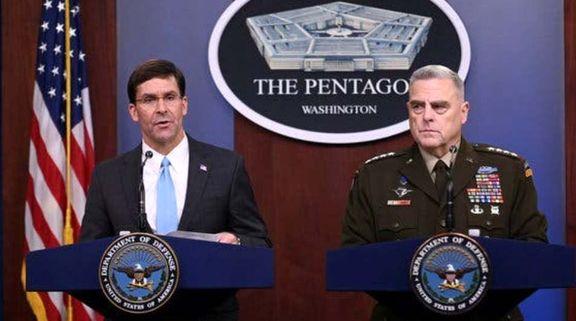 آمریکا ۱۴هزار نیروی نظامی به خاورمیانه اعزام میکند