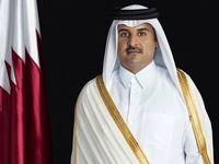 امیر قطر برای دیدار با ترامپ به واشنگتن میرود