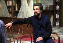 شب یلدای امیرحسین مدرس و همسر جدیدش+عکس