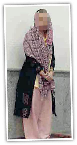 دختر جوان، خودش را ربود و شکنجه کرد! +عکس