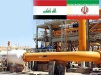 صادرات روزانه گاز ایران به بغداد ۲برابر میشود