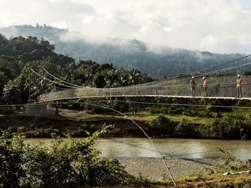 زیباترین پل های جهان