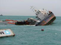 سهم ۳درصدی ایران از سوانح دریایی جهان