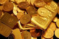 جهش بیش از ۴۰دلاری طلا در ساعات آغازین معاملات