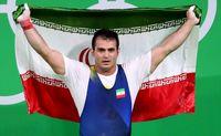 مرادی به نقره قهرمانی آسیا رسید