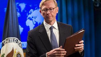 هوک: ایران باید دیپلماسی ما را با دیپلماسی جواب دهد، نه اقدام نظامی