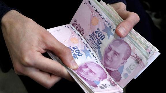 کاهش شدید ارزش پول ترکیه