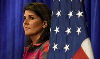 واکنش نیکی هیلی به لغو تحریم تسلیحاتی ایران