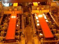 رشد ۴۷ درصدی تولید فولاد ایران در سه ماهه نخست ۲۰۱۸