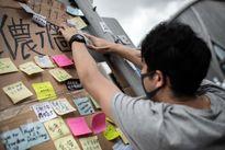 دیوارهای لنون در هنگ کنگ +تصاویر
