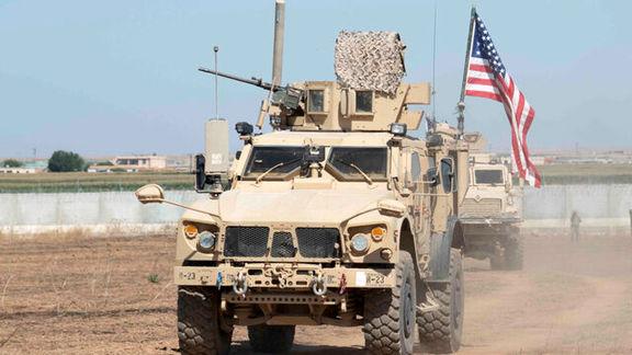 اخباری از خروج نیروهای آمریکایی از میدان نفتی دیرالزور