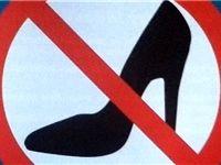 استفاده از کفش پاشنهبلند در رانندگی؛ ممنوع