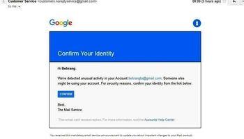 انتشار ویروس رایانهای با باز کردن ایمیلهای مشکوک