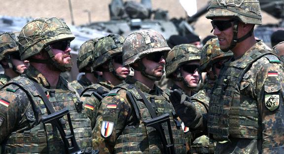تهدید آمریکا به خروج سربازانش از آلمان
