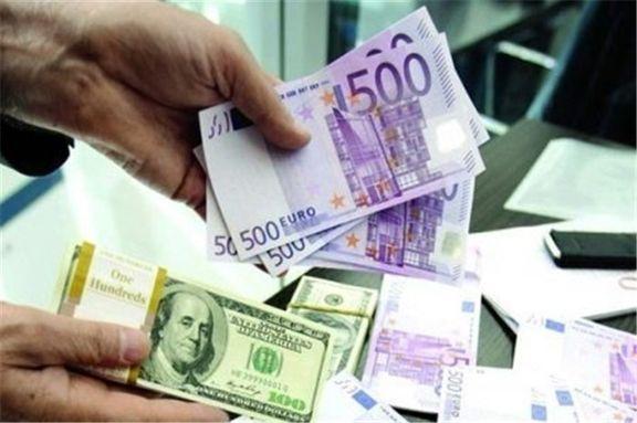 دلار مجددا گران شد/ یورو از کانال ١٥هزار تومان گذشت