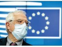 تیغ تحریم آمریکا برگلوی اروپا