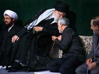 تصویری متفاوت از رهبر انقلاب و سردار سلیمانی