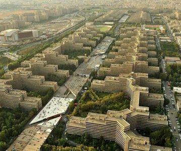 طراح شهرک اکباتان تهران کیست؟ +عکس