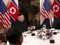 واکنش ظریف به شکست مذاکرات آمریکا و کره شمالی +عکس