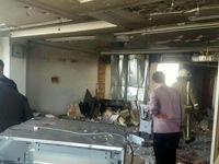 انفجار در خیابان کارگر جنوبی +عکس