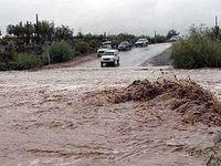 رعدوبرق، تگرگ و احتمال سیلابیشدن رودخانهها در ۱۱ استان
