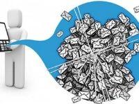 برخورد با ارسال پیامکهای فریبنده از خطوط تلفن همراه