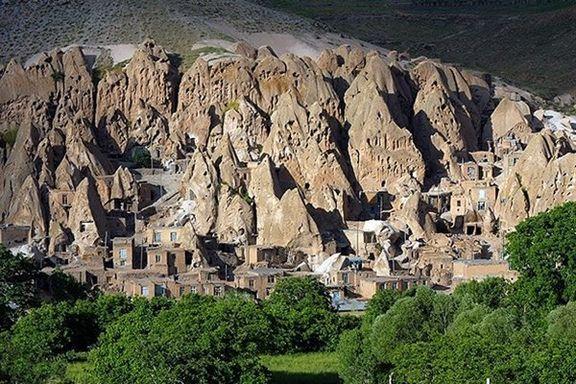 کندوان ، روستایی در دل صخرهها