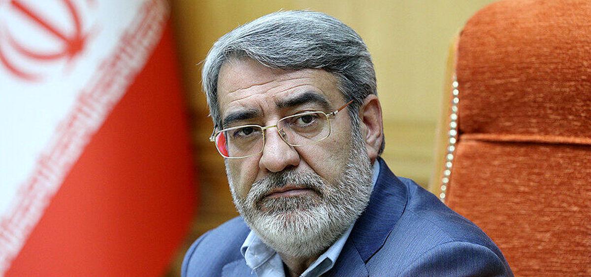 وزیر کشور قاچاق گندم در مرزها را رد کرد