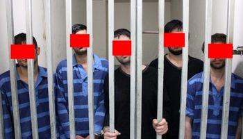 دستگیری سارقان  یک میلیاردی بازار تهران