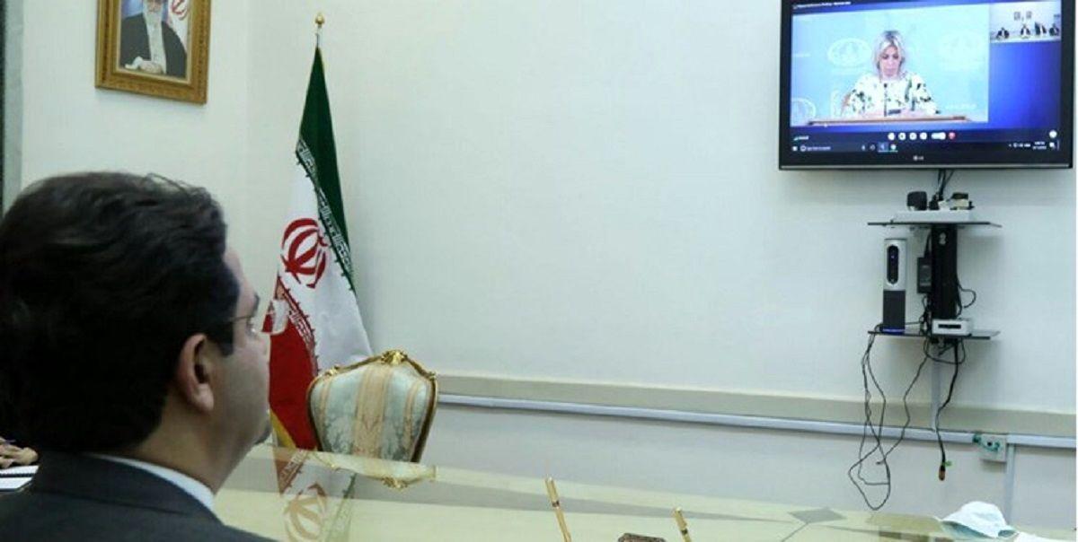 موسوی با سخنگوی وزارت خارجه روسیه گفتوگو کرد