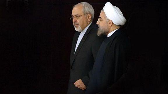 روحانی ضمن حمایت از ظریف در مورد ماوقع گزارش دهد