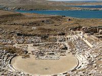 جزیره ای باستانی در یونان که حق مرگ را از شهروندان گرفته بود!