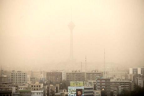 برنامه مقابله با پدیده گرد و غبار استان تهران تصویب شد