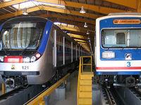 مرگ دختر جوان بر اثر برخورد با قطار در مترو