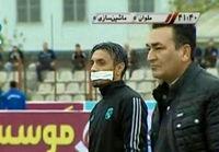 اتفاق عجیب در لیگ یک ایران! +عکس