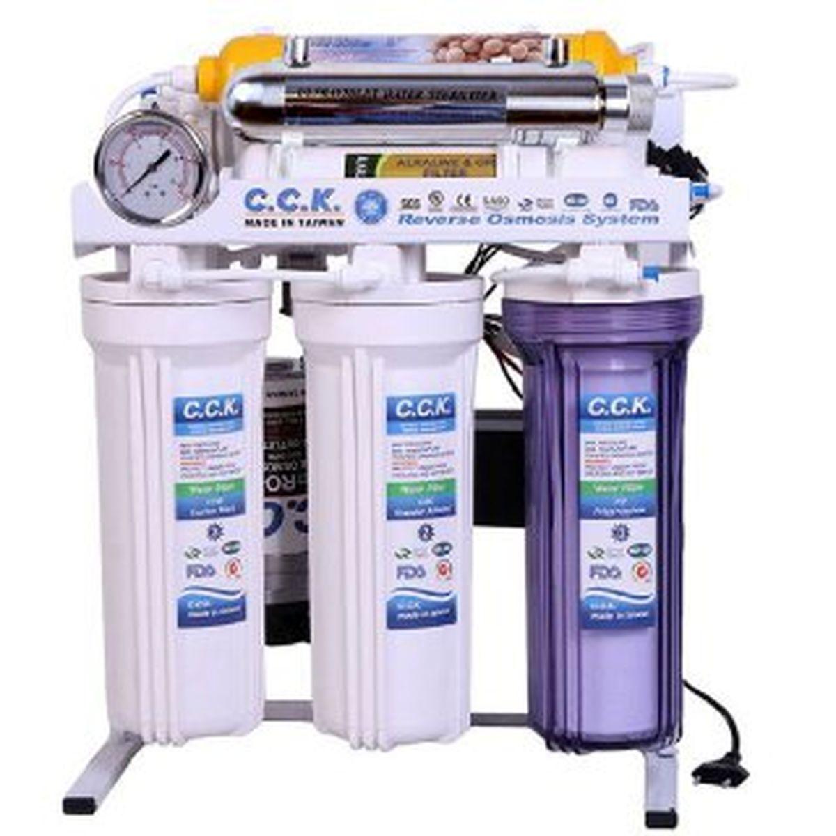 قیمت و خرید دستگاه تصفیه آب تایوانی CCK
