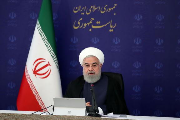روحانی: از هفته آینده تمام کارمندان دولت سرکار خواهند آمد/ زمان بازگشایی اماکن مقدسه مشخص شد