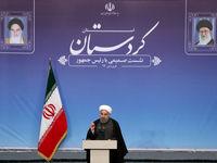 روحانی: ملت ایران شایسته بالاترین امتیازات است