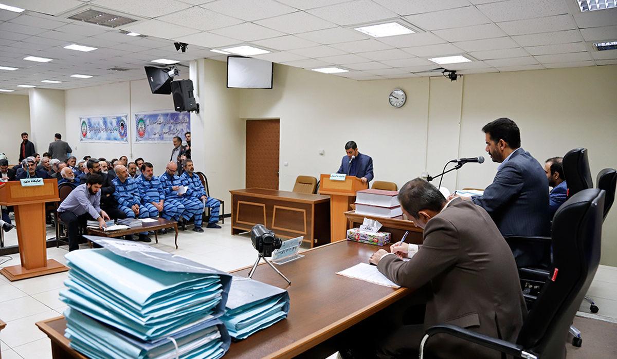 پانزدهمین جلسه رسیدگی به پرونده بانک سرمایه برگزار شد